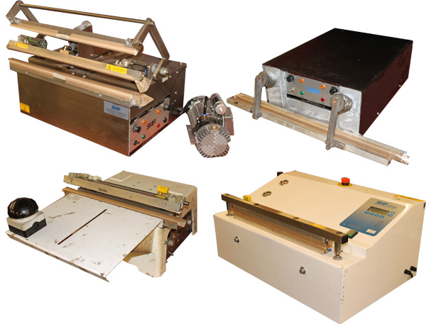 Reconditioned Heat Sealers from Star
